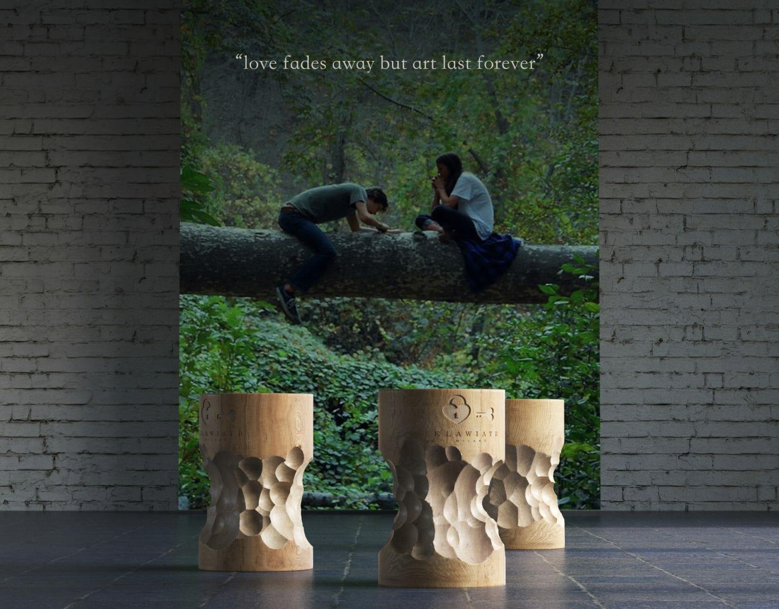 elawiatr wood ELAWIATR NEWRENAISSANCE ART